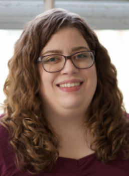 Stephanie Robison, Communications & Process Manager