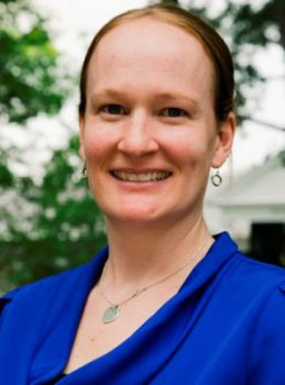 Kathie Yeckley, Assistant Director